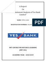Financial Statement Analysis of Bank.docx