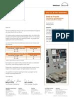 Load-up Program - Service Lettter Sl2009-503
