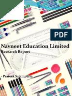 Navneet Education Ltd. Research Report Prateek_Salampuria (1)