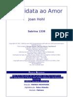 Joan Hohl - Candidata Ao Amor