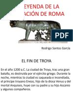 La Leyenda de La Fundación de Roma.