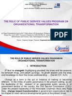 The Role of Public Service Values Program to Organizational Transformation_Dr. Ledesma Layon.pdf