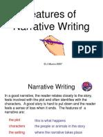 Writing Narratives (1)