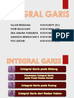 2 Integral Garis