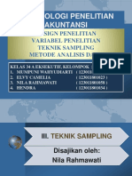 Teknik Sampling Final Upated