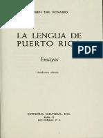 Rosario, Espíritu y Lengua, y Lengua y Nacionalidad