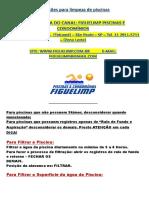 Instruções para limpeza de piscinas ( Revisado) Para Seguidores do Canal.docx
