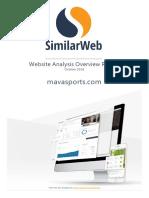 Website Analysis Overview Report.12-Oct-2018