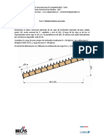 1.- Test Módulo de Madera Aserrada