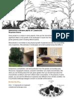 Irrigation & Microclimate of Landscape.docx