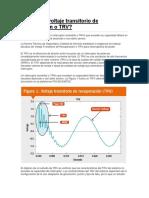 Qué es el voltaje transitorio de recuperación o TRV.docx