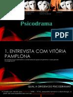 PSICOLOGIA - Slides Sobre Psicodrama.pptx