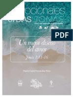Devocionales 07 Dias Jonas Un Mejor Diseno Del Amor