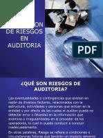 Evaluacionderiesgosenauditoria Powerpoint 120502124322 Phpapp01