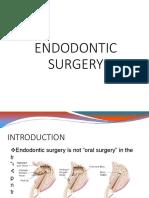 Joels Lecture Surgical Endodontics