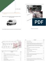 Mercedes-Benz Sprinter (W906; 2006-2018) _Diagrama de Caja de Fusibles