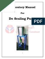 De Scaling Pump Lab Manual.docx