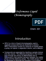 High Performance Liquid Chromatography.ppt