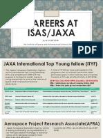 Careers at Isasjaxa