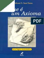 O QUE É UM AXIOMA.pdf