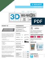 ESPECIFICACIONES DRAMIX 3D