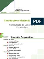 Linux 04 - Manipulacao de Usuarios e Permissoes