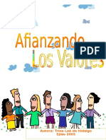 Libro- Afianziamiento de Valores