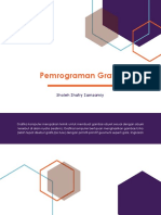 Bahan Ajar - Pemrograman Grafik-kd3.6 Membuat 3d
