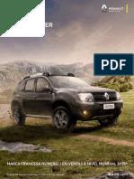 Renault Duster Ficha Tecnica