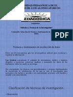 Tècnicas e instrumentos de investigación.pptx