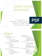 Executive Summary - PT. Aneka Usaha Cemerlang