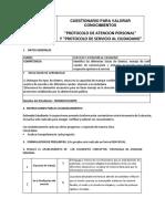 Protocolo Fernando Duarte
