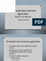 Historia Do Trator