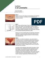 Lovemarks Academic Module 1 Teaching Notes