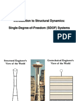 Structural Dynamics - SDOF.pps