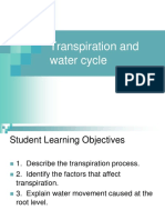 Transpiration and water cycle in pnats ppt.ppt