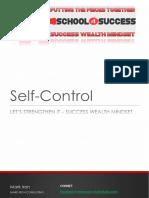 Self Control Guide