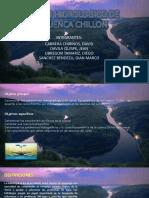 Estudio Hidrologico de La Cuenca Chillon