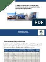 Cruceristas atendidos por la Oficina de Turismo Municipal