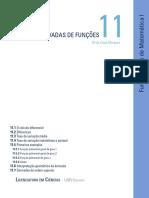 Texto Base - Derivada de Funções (Capítulo 11).pdf