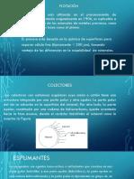 FLOTACIÓN PPT- ESPUMANTES.pptx
