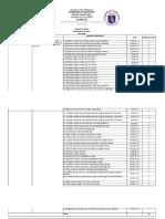 Mathematics Budget of Work.xlsx