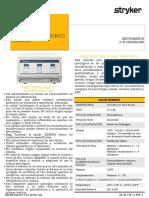 Ficha Técnica Consola Sonopet