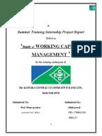 Kcc Bank Final Report(1)