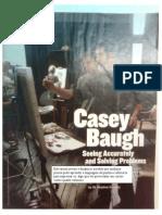 Artigo Casey Baugh Traduzido