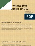 IDC INDIA