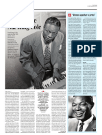 100 Anos de Nat King Cole