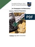 Guía de Ejercicios Cálculo Financiero - Mg. Martín Conocchiari.pdf