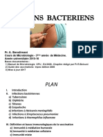 Vaccins  bactériens