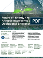 Artificial Intelligence and Operational Efficiency Event Agenda A